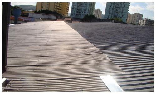 Coberturas Metálicas na Zona Sul do Rio de Janeiro